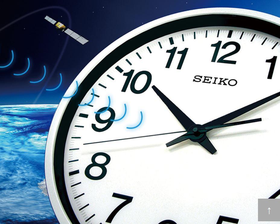 Seiko Clocks