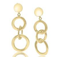 Bronze Gp Earrings
