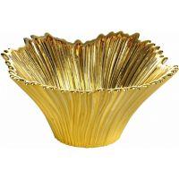 Gold & Glass Bowl