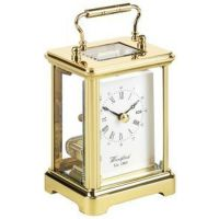 Woodford Carriage Clock