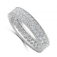 Diamond Full Band Ring
