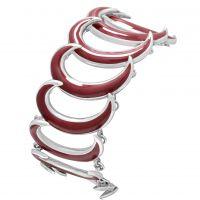 Lucy Q Enamel Bracelet