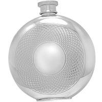 Pewter Sporron Flask