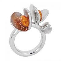 Daniel Vior Opal Ring