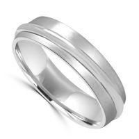 Ti2 Titanium / Silver Ring