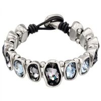 Uno De 50 Swarovski Bracelet