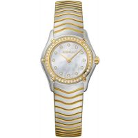 Ebel Mini Wave Diamond Ladies