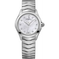 Ebel Wave Diamond Ladies