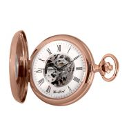 Woodford Rose Pocket Watch