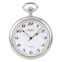Woodford Open Pocket Watch