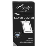 Silver Duster For Gold/ Silver