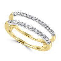 18ct Gold Ring Enhancer