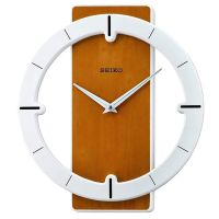 Seiko Wooden Wall Clock