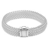 Silver Milanese Bracelet