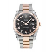 18ct Rose/ Steel Datejust 2014