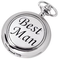 Woodford Best Man Pocket Watch
