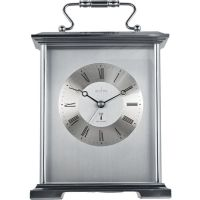 Acctim Silver Mantle Clock