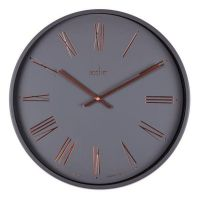 Acctim Grey Wall Clock