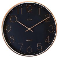 Acctim Copper Wall Clock