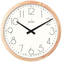 Acctim Wooden Wall Clock